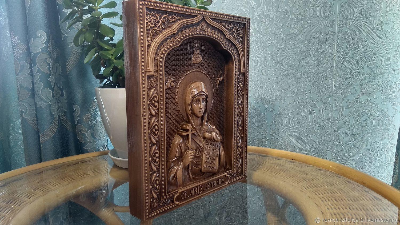 Святая мученица Наталья, Иконы, Москва,  Фото №1