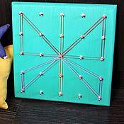 Куклы и игрушки ручной работы. Ярмарка Мастеров - ручная работа Геоборд. Handmade.