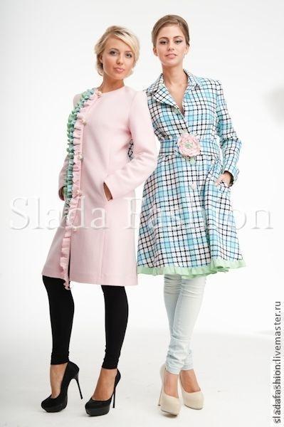 """Верхняя одежда ручной работы. Ярмарка Мастеров - ручная работа. Купить Пальто """"Розовые сны"""". Handmade. Розовое пальто"""