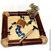 Подарки к праздникам ручной работы. Ярмарка Мастеров - ручная работа Японский садик Мостик. Handmade.