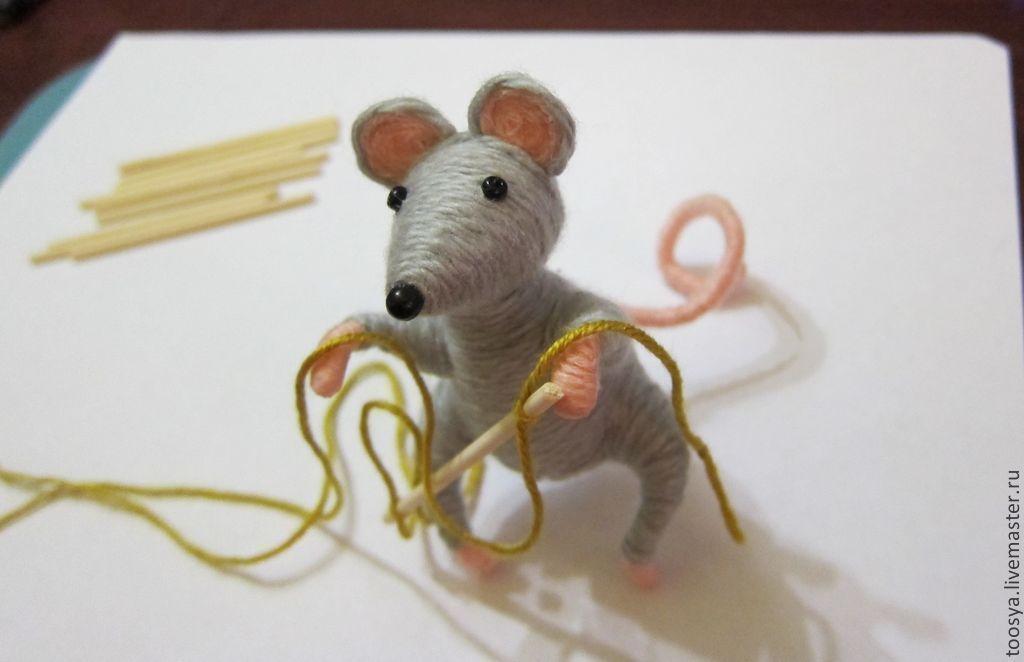 Мышь своими руками описание