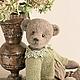 Fair masters-Teddy bear Svetlana Shelkovnikova  Teddy bear handmade.  Teddys made by Svetlana Shelkovnikova