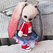 Куклы и игрушки ручной работы. Ярмарка Мастеров - ручная работа Зайка Харли Квинн. Handmade.