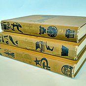 Винтаж handmade. Livemaster - original item Children`s encyclopedia second edition 1968-1969. Handmade.