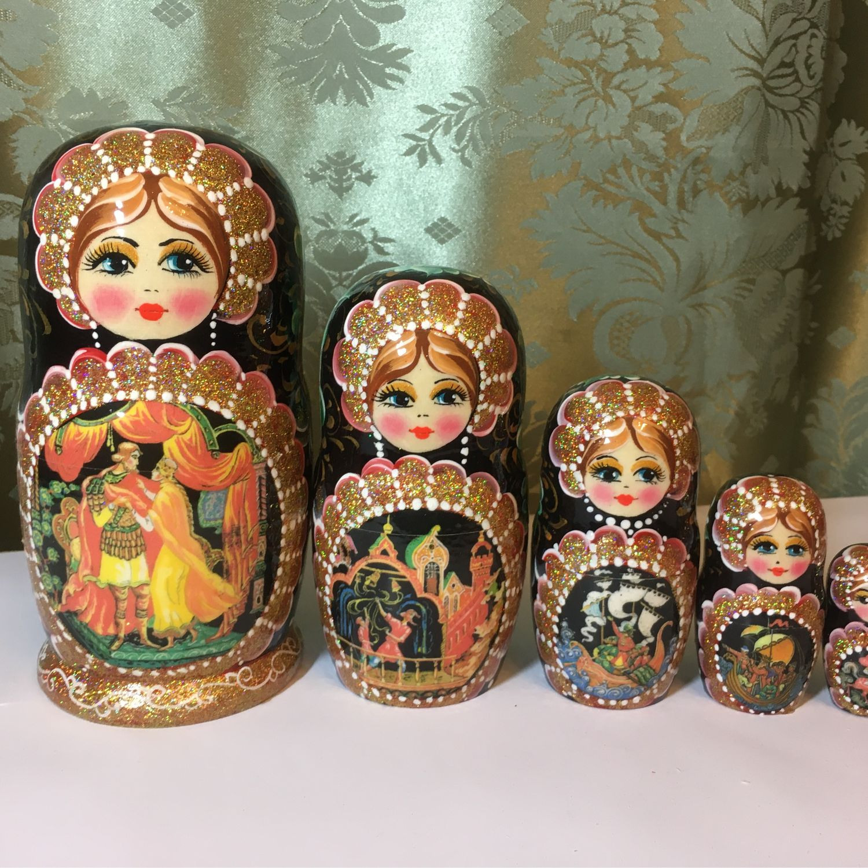 Матрёшка 5мест, Матрешки, Тверь,  Фото №1