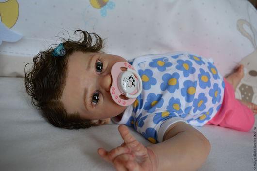 Куклы-младенцы и reborn ручной работы. Ярмарка Мастеров - ручная работа. Купить Кукла реборн Лаури. Handmade. винил