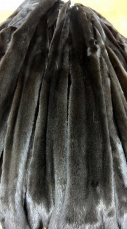 Шитье ручной работы. Ярмарка Мастеров - ручная работа. Купить Шкурки черной норки. Handmade. Черный, шкура норки