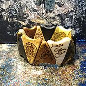 Фен-шуй и эзотерика ручной работы. Ярмарка Мастеров - ручная работа Универсальный Защитный браслет деревянный. Handmade.