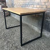Столы ручной работы. Ярмарка Мастеров - ручная работа Стол в стиле лофт. Handmade.