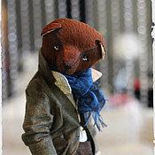 Куклы и игрушки ручной работы. Ярмарка Мастеров - ручная работа Шерлок. Первый.. Handmade.
