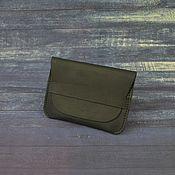 Сумки и аксессуары handmade. Livemaster - original item Coin genuine leather. Handmade.