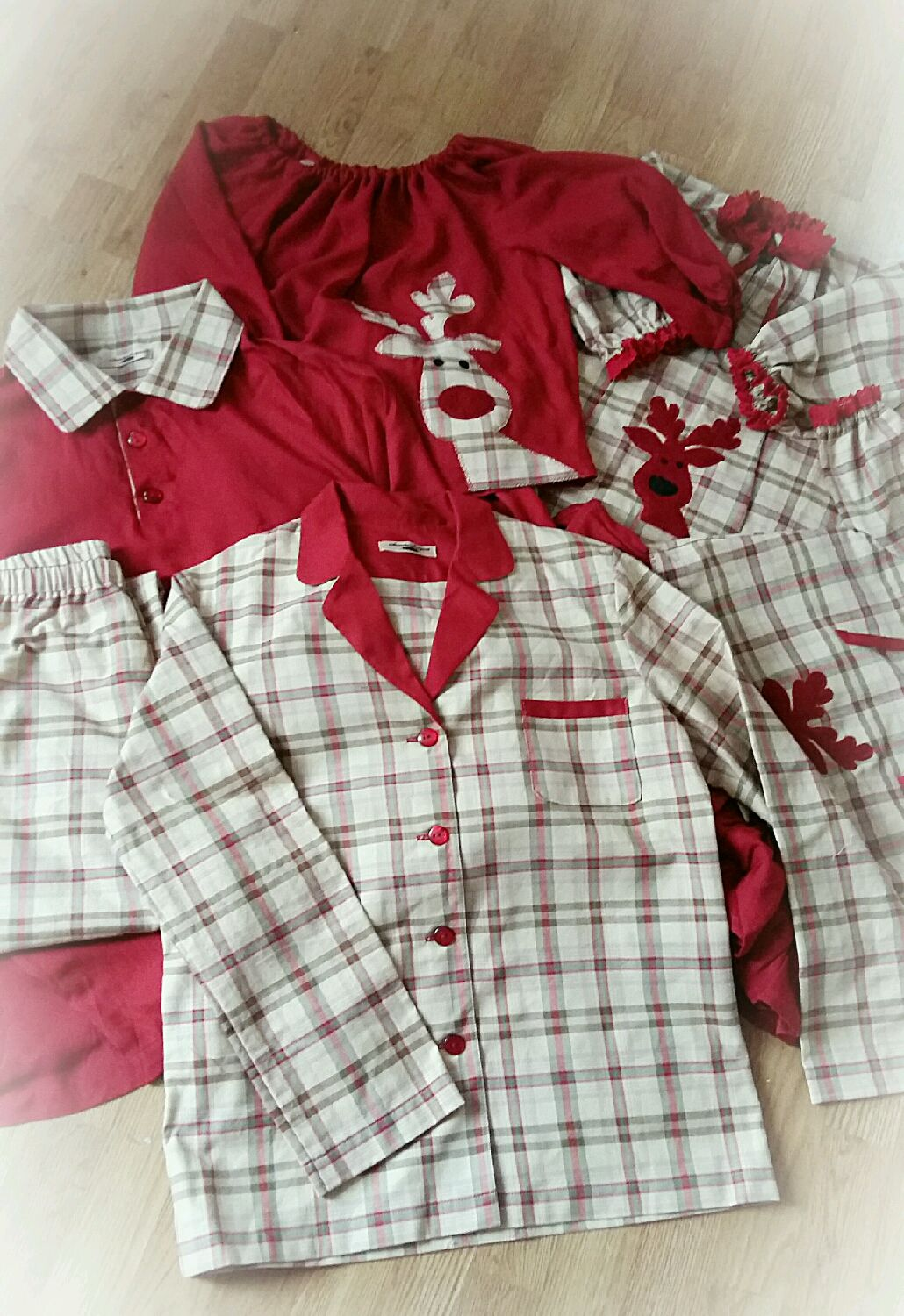 Pajamas for mom or for dad. From the family set for the whole family, Robes, Moscow,  Фото №1