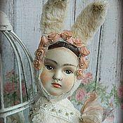 Куклы и игрушки ручной работы. Ярмарка Мастеров - ручная работа Тедди-долл Лилли. Handmade.