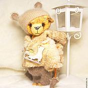 """Куклы и игрушки ручной работы. Ярмарка Мастеров - ручная работа Мишка Тедди """" Морозный денёк"""". Handmade."""