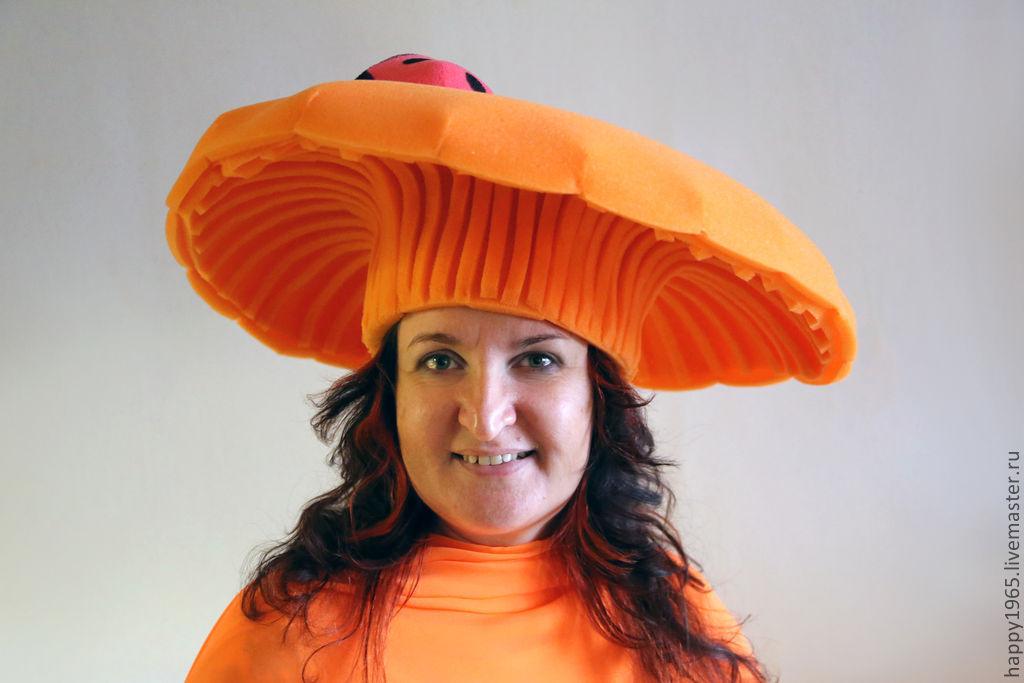 Как сделать шляпу гриба мухомора - Вселенная советов 93