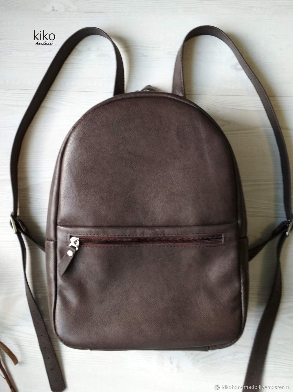 Кожаный женский рюкзак Sturdy, Рюкзаки, Санкт-Петербург,  Фото №1