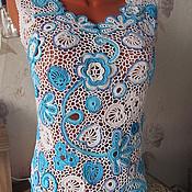 Одежда ручной работы. Ярмарка Мастеров - ручная работа Блуза Нежность. Handmade.
