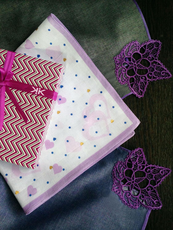 К чему подарок носовой платок 801