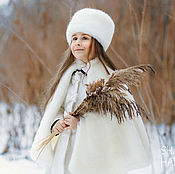 Одежда handmade. Livemaster - original item Carnival costume snow Queen. Handmade.