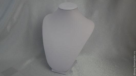 """Манекены ручной работы. Ярмарка Мастеров - ручная работа. Купить Манекен """"Шея"""" 26см, белый цвет. Handmade. Манекен, бюст"""
