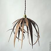 Для дома и интерьера ручной работы. Ярмарка Мастеров - ручная работа Светильник Mini Jungle Lamp. Handmade.