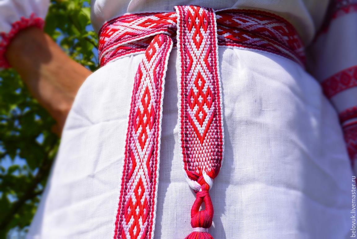 фото русские пояса этого