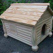 Для домашних животных, ручной работы. Ярмарка Мастеров - ручная работа Домик для питомца. Handmade.