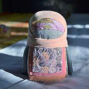 """Куклы и игрушки ручной работы. Ярмарка Мастеров - ручная работа Крупеничка""""Персиковая"""".. Handmade."""