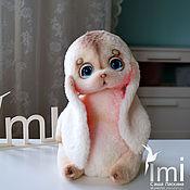 Куклы и игрушки ручной работы. Ярмарка Мастеров - ручная работа крошка Рози. Handmade.