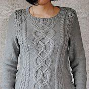 """Одежда ручной работы. Ярмарка Мастеров - ручная работа Пуловер """"Мадлен"""". Handmade."""