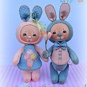 """Куклы и игрушки ручной работы. Ярмарка Мастеров - ручная работа """"Всегда вместе..."""". Handmade."""