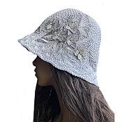 Аксессуары handmade. Livemaster - original item Women`s Avalange Hat. Handmade.