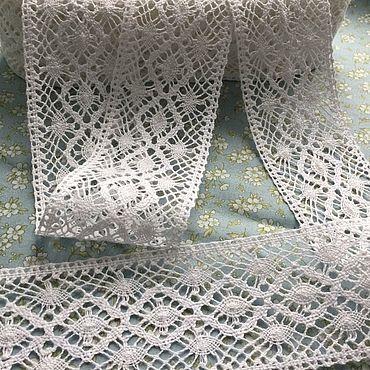 Materials for creativity handmade. Livemaster - original item Lace linen