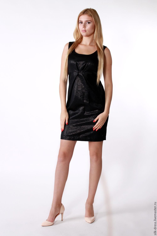 Dress black evening. Little black dress, Dresses, Moscow,  Фото №1
