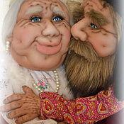 Куклы и игрушки ручной работы. Ярмарка Мастеров - ручная работа Семейное счастье. Handmade.