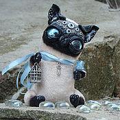 Куклы и игрушки ручной работы. Ярмарка Мастеров - ручная работа Тайский кот Серафим. Handmade.