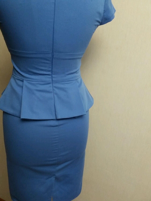 Как сшить деловое платье фото