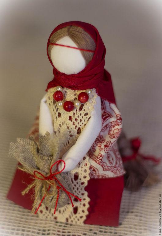 """Народные куклы ручной работы. Ярмарка Мастеров - ручная работа. Купить Кукла-оберег """"Подорожница"""". Handmade. Народные куклы"""