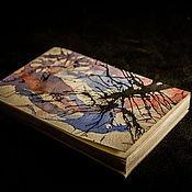 Блокноты ручной работы. Ярмарка Мастеров - ручная работа Блокнот отрывной. Handmade.