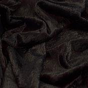 Материалы для творчества ручной работы. Ярмарка Мастеров - ручная работа Вискоза антик черная. Handmade.