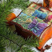 """Подарки к праздникам ручной работы. Ярмарка Мастеров - ручная работа Короб  """"Приятные хлопоты"""". Handmade."""