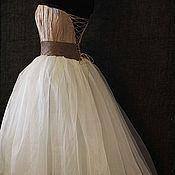 """Платья ручной работы. Ярмарка Мастеров - ручная работа Свадебное платье """"Орхидея"""". Handmade."""