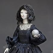 Куклы и игрушки ручной работы. Ярмарка Мастеров - ручная работа Полнолуние (кукла). Handmade.