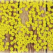 Пуговицы ручной работы. Ярмарка Мастеров - ручная работа Пуговички 5 мм 15 штук пуговицы для кукол пуговицы мини. Handmade.
