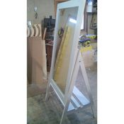 Для дома и интерьера ручной работы. Ярмарка Мастеров - ручная работа Зеркало напольное. Handmade.