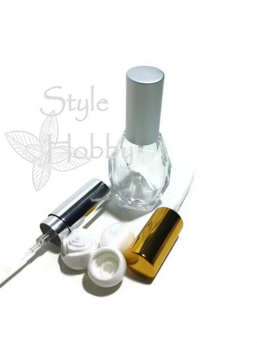 A small perfume bottle 15 ml, Bottles1, Moscow,  Фото №1