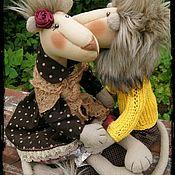Куклы и игрушки ручной работы. Ярмарка Мастеров - ручная работа Благородное семейство 2. Handmade.
