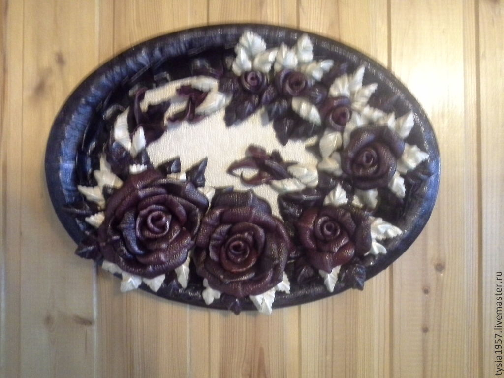 Подставка из дерева для цветов своими рукам