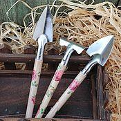 ручной работы. Ярмарка Мастеров - ручная работа садовый инструмент розы дача. Handmade.