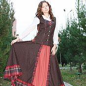 Одежда handmade. Livemaster - original item The women`s costume of